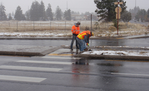ODOT Safety Audit at Badger Road and Bend Parkway