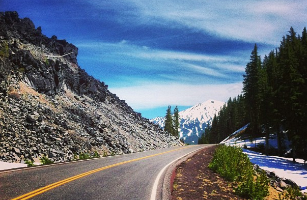 View from Cascade Lakes Highway | Photo by Scotty Carlile
